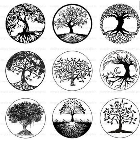 fiore della vita tatuaggio disegno idea per tatuaggio albero della vita trendy