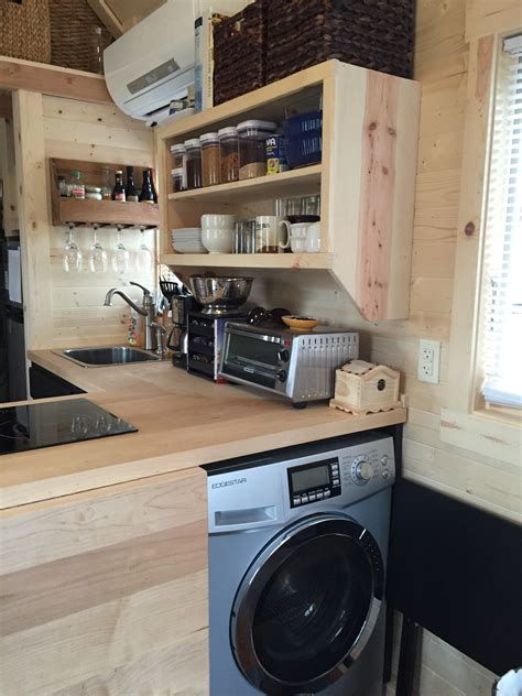 tiny house kitchen cabinets a tiny house kitchen