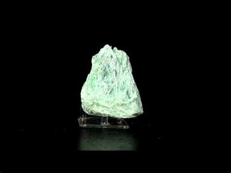 what color is talc 3 7 quot foliated talc crystals mint green color softest