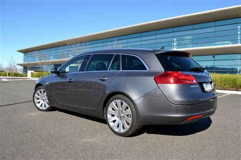 Opel Insignia Review by Opel Insignia Sports Tourer Review 2013 Html Autos Weblog