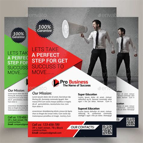 advertising flyer templates 20 best advertising flyer templates