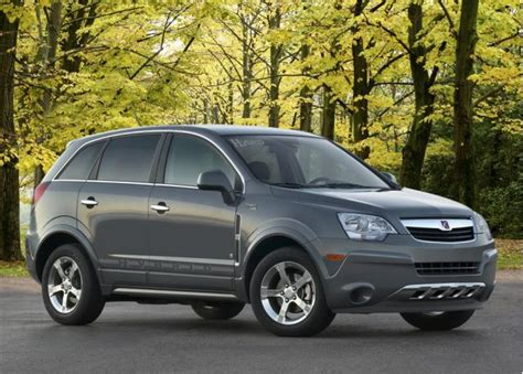 saturn vue review 2009 saturn vue review ratings specs prices and photos