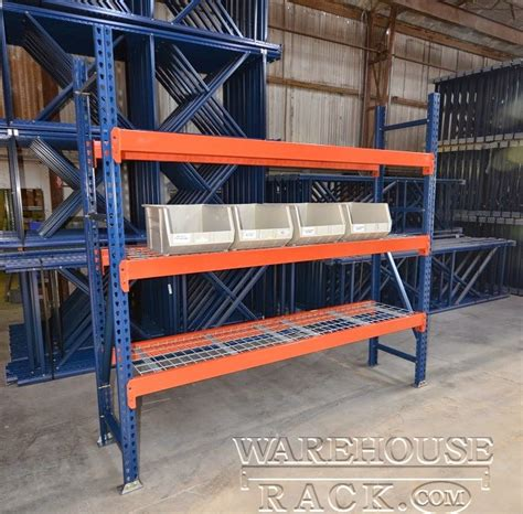 new bulk storage shelving warehouse rack company inc