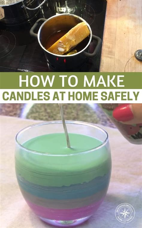 how to make candles at home how to make candles at home safely