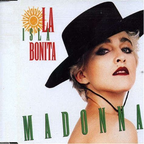 bonita track la isla bonita backing track madonna