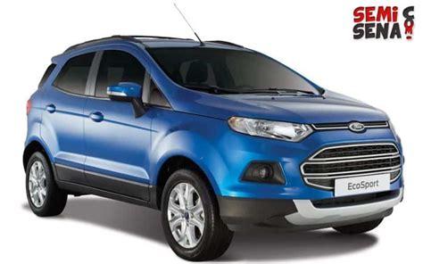 Aksesoris Bantal Mobil Ford Ecosport Hitam harga mobil ford ecosport terbaru