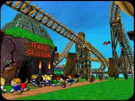 theme park online game patches sim theme park v 2 megagames