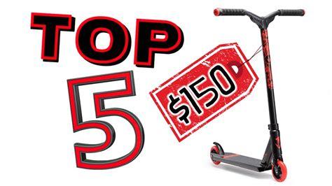 Crisp Feminine Top 3 by Top 5 Pro Scooters 150