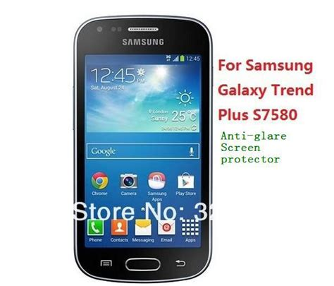 reset samsung trend plus for samsung galaxy trend plus s7580 anti glare screen