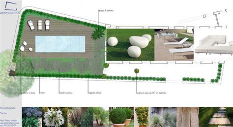 planimetria giardino giardino villa privata taormina messina planimetria