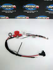 dodge neon positive negitive battery cable harness