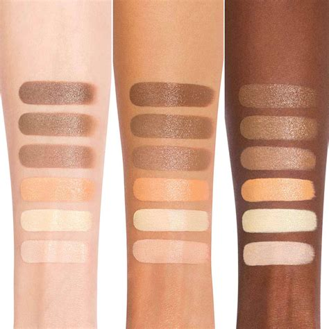 shade and light refillable palette shade light cr 232 me contour palette refillable pan kat