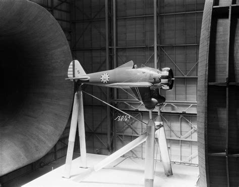 test of for aviation the titanic wind tunnels nasa used to test aircraft