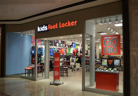 foot locker stamford town center