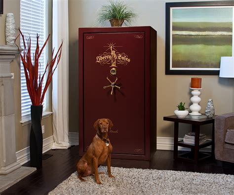 Gun Safe In Living Room by Security Gun Safe Liberty Safe Lincoln Series Liberty Safe