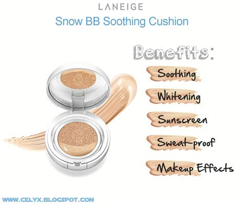 Laneige Cushion Bb how much do you care about your skin astriferous by