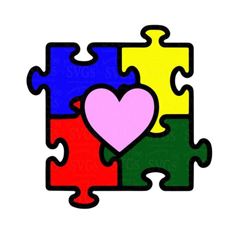 free printable autism puzzle piece autism awareness puzzle piece coloring page www imgkid