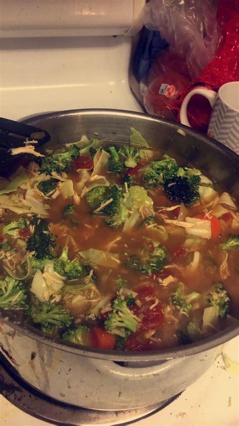 Http Www Aspicyperspective Southwest Chicken Detox Soup 2 by Musicorac U Musicorac Reddit