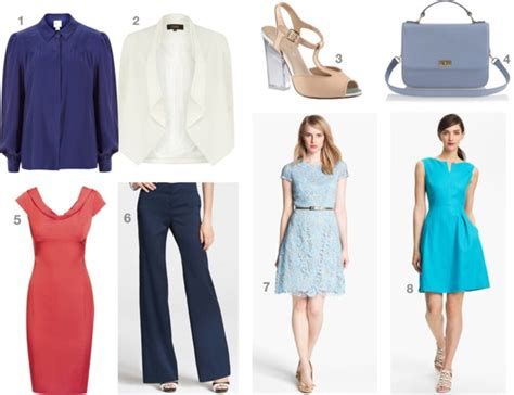 career clothing for summer workchic