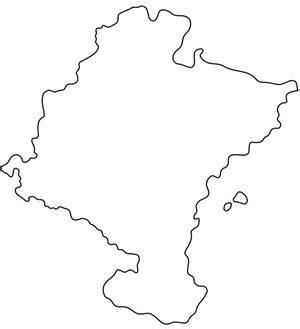 decreto foral 2721998 de 21 de septiembre por el que se m 225 s de 1000 ideas sobre mapa politico en pinterest mapa