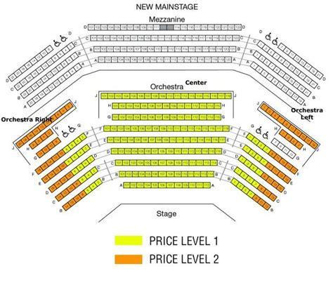 warner theater seating chart erie warner theatre seating chart brokeasshome