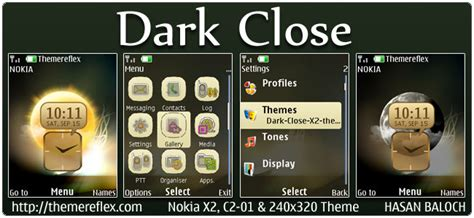 themes nokia c2 01 free download free 3d themes for nokia c2 01 mixereal