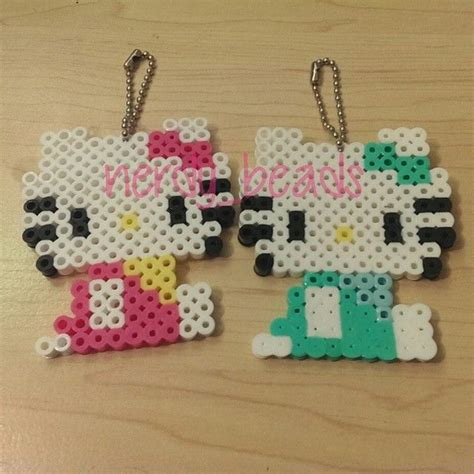 17 best images about perler hello on