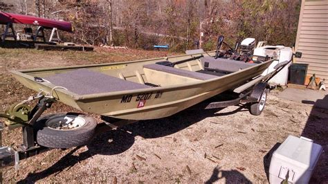 jon boats for sale - Used 18 Foot Jon Boats For Sale