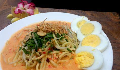 mie celor spaghetti palembang  rasa nendang