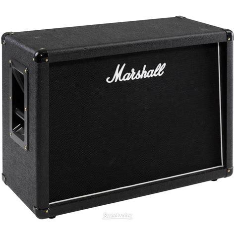 Marshall Speaker Cabinet by Marshall Mx212 2x12in Celestion Seventy 80 Guitar Speaker