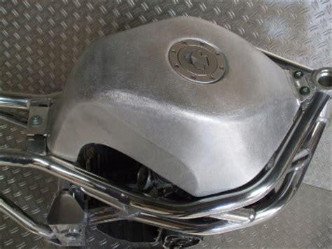 Motorrad Tank Hersteller by Edelstahltank Bauen Automobil Bau Auto Systeme