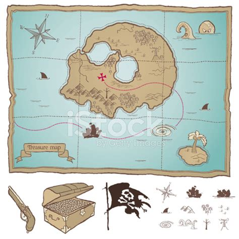 treasure how to free of five patterns that hide your true self books pirate treasure map stock photos freeimages