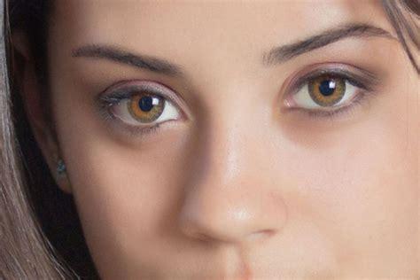 Softlens Freshlook Colorblends Hazel Flcb galerie photo lentilles luxoptica