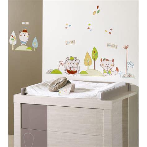 Sticker Mural Enfant 7305 stickers muraux chambre b 233 b 233 les gouttes pluie dores et