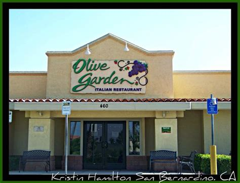 corridor g olive garden olive garden 샌 버너디노 레스토랑 리뷰 트립어드바이저