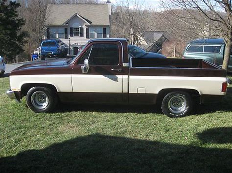 buy used 1985 chevrolet c10 bed 355 small block 4