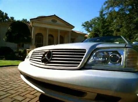 ludacris rollout   mercedes sl celebrity cars blog