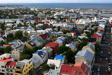 Reykjavik For The Country by Roofs Of Reykjav 237 K