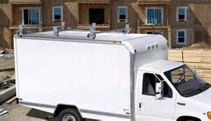 enclosed ladder racks utility rig for enclosed