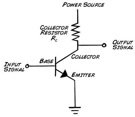 transistor lifier design experiment transistor circuit design