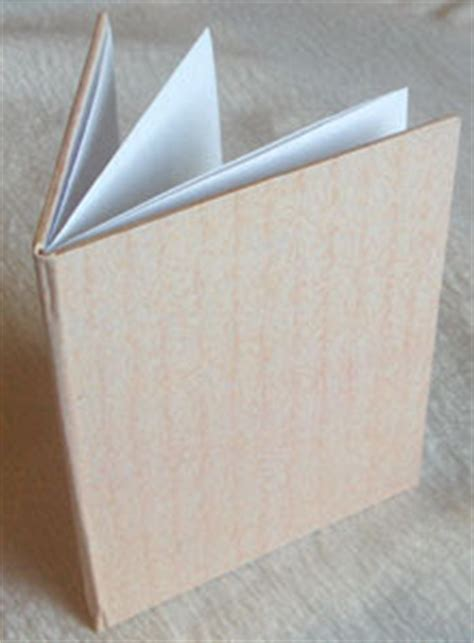 How To Fold Notebook Paper Into A - my handbound books bookbinding bookbinding 101