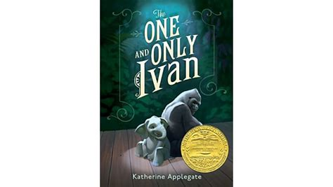the one only a novel the one and only ivan children s book author