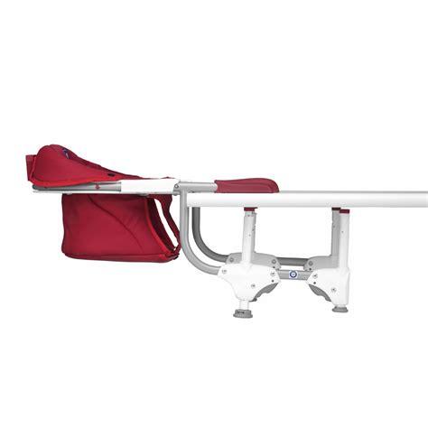 siege table siege de table 360 176 scarlet texture douce de chicco en