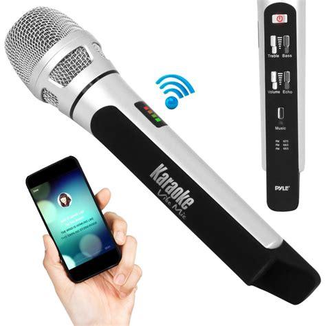 Microphone Werelles Merk Homic pyle pkrk9cr home and office microphones headsets musical instruments microphones