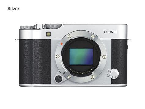 Lcd Fujifilm Xa3 fujifilm x a3 xa3 16 50mm 32gb brown silver pink 11street malaysia mirrorless