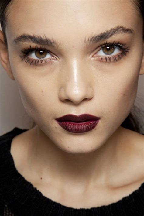 Fall Makeup Trends The Lip by On Trend Winter Wear