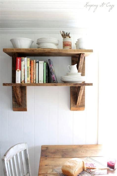 brilliant diy shelves   beautify  home