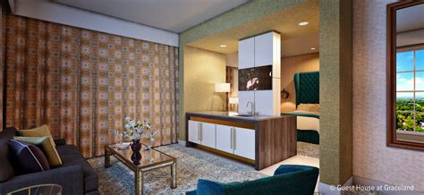 Homes With In Suites by Living Like A King At The Guest House At Graceland Elvisblog