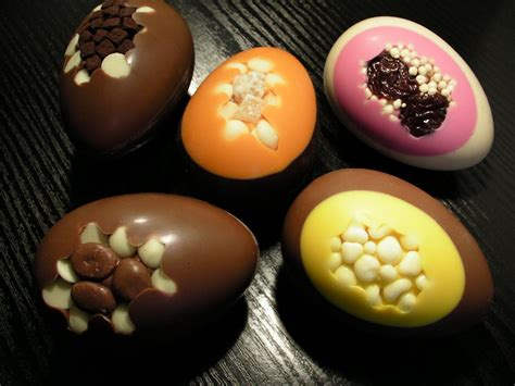 chocolate easter eggs hollow chocolate easter eggs happy easter 2018