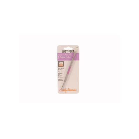 Nail File With Cuticle Pusher sally hansen just ingrown nail file and cuticle